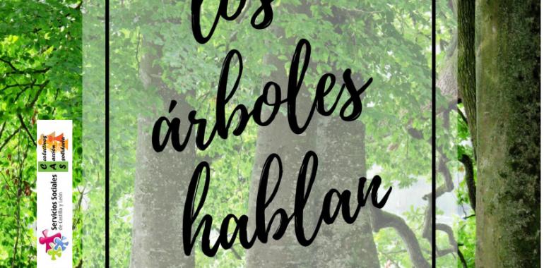 LOS ÁRBOLES HABLAN. Juego de educación ambiental – dirigido a niños y niñas.