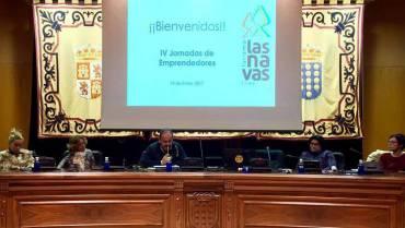 IV Jornadas de Emprendedores en Las Navas